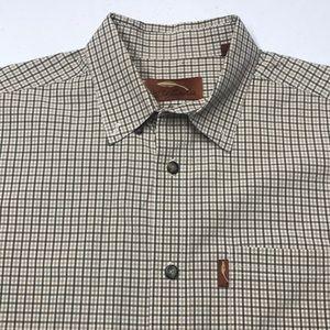 BOB TIMBERLAKE Mens Long Sleeve Dress Shirt